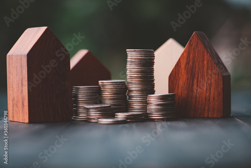 Fotomural Investment in the real estate business