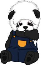 A Little Panda