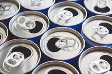 Empty Aluminium Drink Cans Rec...