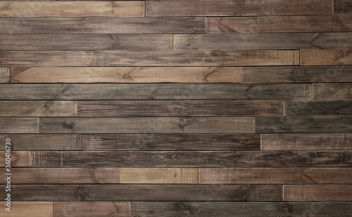 Fotografia Wood texture. background old panels.