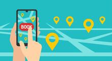 Booking Online Web Phone Appli...