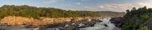 Panoramic View Of Great Falls ...