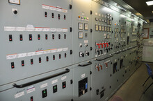 Ship Engine Room Switchboard P...
