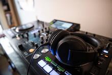 Dj Equipment And Headphones
