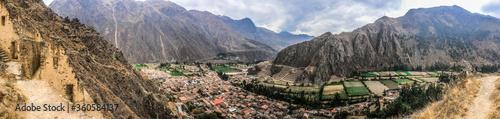 Obraz na płótnie Sacred Valley Peru