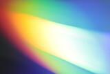 Fototapeta Tęcza - tęczowe kolory