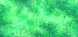 Leinwandbild Motiv green watercolor background