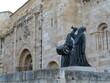 Zamora Spain city monuments ancient Romanesque buildings