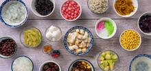Thai Sweet Salads And Deserts