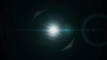 Anamorphic Lens Flare From A P...