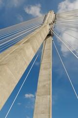 Pylon Mostu Świętokrzyskiego