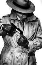 Dramatic Vintage Private Detec...
