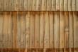 Deski jasne ściana domu