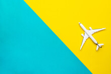 Flight Plane Travel Concept. W...