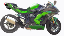 Motorrad Kawasaki H2