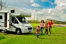 Family Vacation, RV Travel Wit...