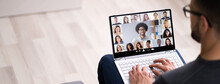 Work From Home Video Conferenc...