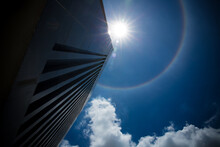 Amazing Natural Phenomena. Sun...