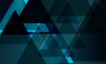Geometric Abstract Background ...