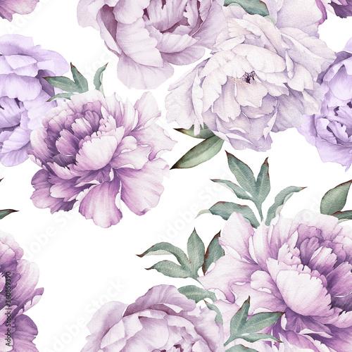 duze-liljowe-kwiaty-piwoni