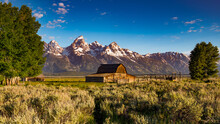 John Moulton Barn Grand Teton ...