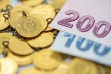 Quarter Gold (Turkish Gold) An...
