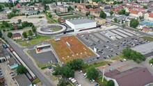 Arena Ostrów Oraz Centrum Prz...