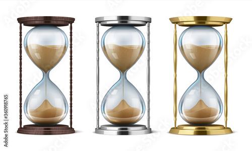 Slika na platnu Hourglass