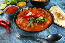 Chicken Tikka Masala Spicy Cur...