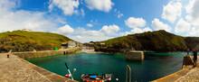 A Scenic Little Fishing Harbor...