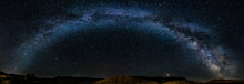 Complete Milky Way Arch Over Y...