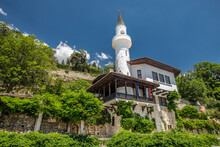 The Balchik Palace.The Officia...