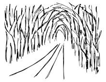 Hand-drawn Simple Vector Sketc...