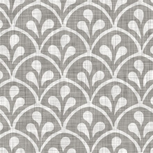 Natural Gray French Woven Line...