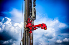 Drilling Rig. Drilling Deep We...