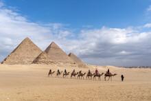 Giza, Cairo, Egypt - 02 08 202...