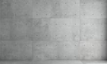 Gray Wall Concrete Monolithic ...