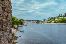 View From Dartmouth Castle At ...