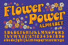 A Flower Power Hippie Themed F...