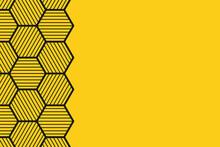 Color Geometric Design, Vector Background.