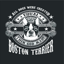 All Dogs Were Created Equal Bo...