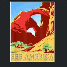 Arches National Park See Ameri...