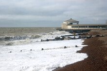 Worthing Lido In West Sussex, ...