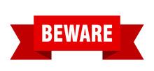 Beware Ribbon. Beware Isolated...