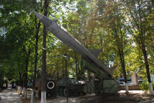 An Old Soviet Missile Launcher...