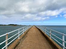 Promenade Du Port De Roscoff P...