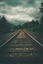 Portrait Orientation Train Tra...