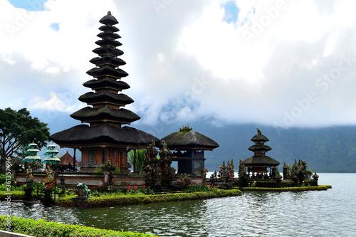 Bali, templo Wallpaper Mural