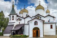 Churches Of St. Philip The Apostle And St. Nicholas The Wonderworker, Veliky Novgorod