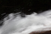 Abstraction Of Cascading Water